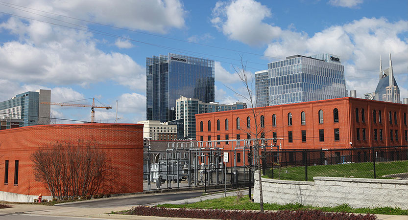 Thermal Engineering Group Serves as Project Contract Administrator for Nashville District Energy System