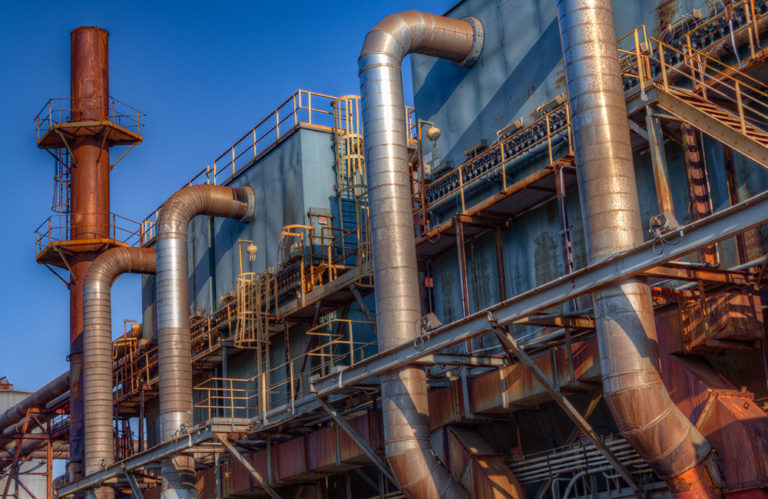 The Gasification of Coal, Tires and Biomass at an Ohio Steel Plant
