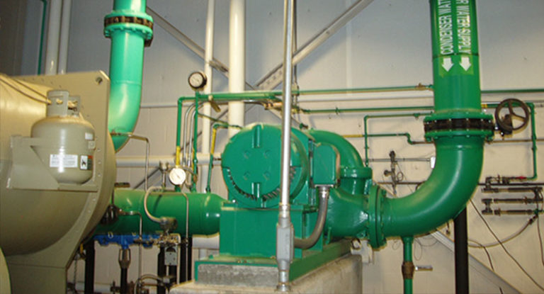 Western Kentucky University Chilled Water Hydraulics